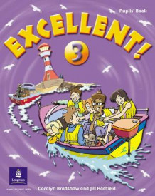 Excellent: Pupils Book Level 3 av Jill Hadfield og Coralyn Bradshaw (Heftet)