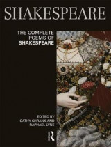Omslag - The Complete Poems of Shakespeare