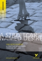 Streetcar Named Desire: York Notes Advanced av T. Williams og Hana Sambrook (Heftet)
