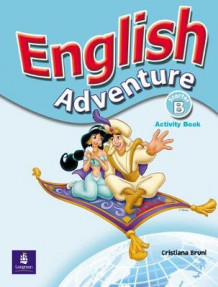 English Adventure Starter B Activity Book av Cristiana Bruni (Heftet)