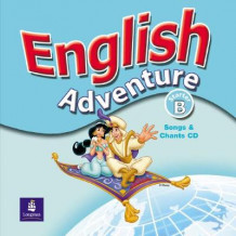 English Adventure Starter B Songs av Cristiana Bruni (Lydbok-CD)