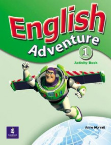 English Adventure Level 1 Activity Book av Anne Worrall (Heftet)