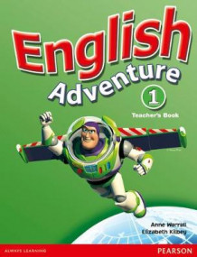 English Adventure Level 1 Teacher's Book av Anne Worrall (Spiral)