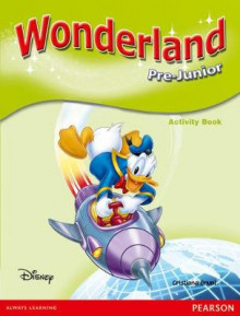 Wonderland Pre-Junior Activity Book av Cristiana Bruni (Heftet)