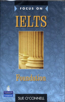 Focus on IELTS: Foundation Class cassette 1-2 av Sue O'Connell (Lydkassett)