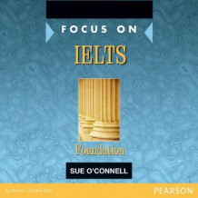 Focus on IELTS Foundation Class CD 1-2 av Sue O'Connell (Lydbok-CD)