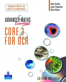 A Level Maths Essentials Core 3 for OCR av Janet Crawshaw og Kathryn Scott (Blandet mediaprodukt)