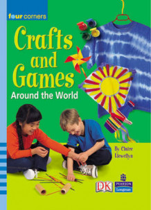 Four Corners: Crafts, Snacks and Games av Claire Llewellyn (Heftet)
