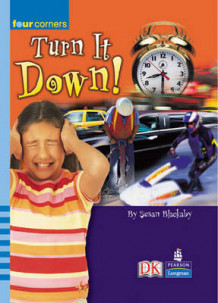 Four Corners: Turn It Down! av Susan Blackaby (Heftet)