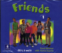 Friends 1 (Global) av Liz Kilbey (Lydbok-CD)