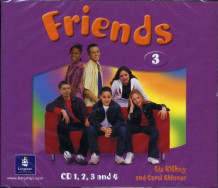 Friends 3 av Liz Kilbey (Lydbok-CD)