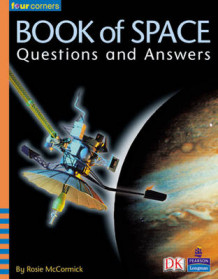 Four Corners: The Book of Space av Rosie McCormick (Heftet)