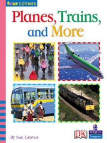 Four Corners: Planes, Trains and More av M. A. R. Graves (Heftet)