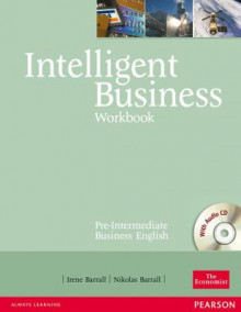 Intelligent Business Pre-Intermediate Workbook and CD Pack av Irene Barrall og Christine Johnson (Blandet mediaprodukt)
