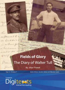 Digitexts: Fields of Glory: The Diary of Walter Tull Teacher's Book and CD-ROM av Maureen Lewis, Jillian Powell og Bernice Barry (Blandet mediaprodukt)