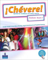 Omslag - Chevere! Students' Book 4