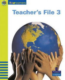 Four Corners Teacher's File and CD-ROM Years 5-6/P6-7 (Blandet mediaprodukt)