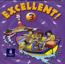 Excellent 3 CD 1-2 av Coralyn Bradshaw og Jill Hadfield (Lydbok-CD)