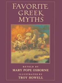 Favorite Greek Myths av Mary Pope Osborne (Innbundet)