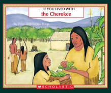If You Lived with the Cherokee av Peter Roop og Connie Roop (Heftet)