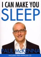 I Can Make You Sleep av Paul McKenna (Blandet mediaprodukt)
