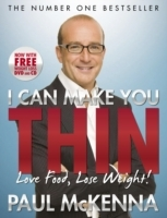 I can make you thin - love food, lose weight - new full colour edition (inc av Paul Mckenna (Heftet)