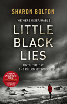 Little Black Lies av Sharon Bolton (Innbundet)