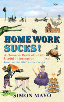 Homework Sucks! av Simon Mayo (Innbundet)