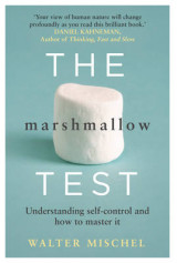 Omslag - The Marshmallow Test
