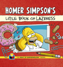 Homer Simpson's Little Book of Laziness av Matt Groening (Innbundet)