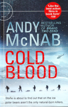 Cold Blood av Andy McNab (Heftet)