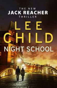 Night school av Lee Child (Heftet)