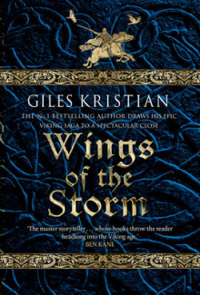 Wings of the Storm av Giles Kristian (Innbundet)