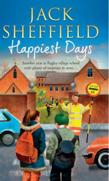 Happiest Days av Jack Sheffield (Heftet)