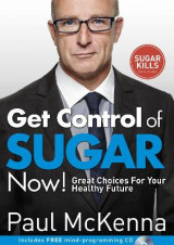 Omslag - Get Control of Sugar Now!