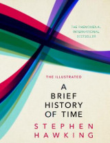 Omslag - The Illustrated Brief History of Time