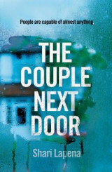 Omslag - The couple next door