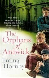 Omslag - The Orphans of Ardwick