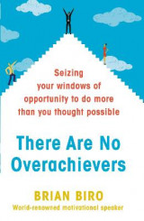 Omslag - There are No Overachievers
