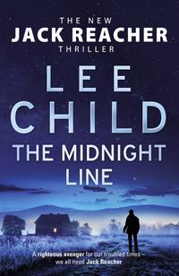 The midnight line av Lee Child (Heftet)