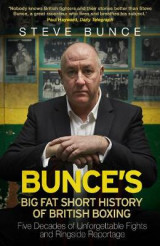 Omslag - Bunce's Big Fat Short History of British Boxing
