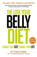 Omslag - The Lose Your Belly Diet