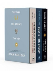 The Way, the Enemy, and the Key av Ryan Holiday (Blandet mediaprodukt)