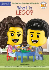 What Is LEGO? av Jim O'Connor (Innbundet)