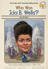 Omslag - Who Was Ida B. Wells?