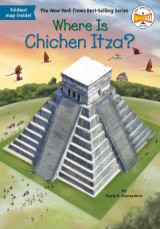 Omslag - Where Is Chichen Itza?