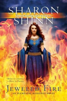 Jeweled Fire av Sharon Shinn (Heftet)