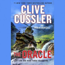 The Oracle av Clive Cussler og Robin Burcell (Lydbok-CD)