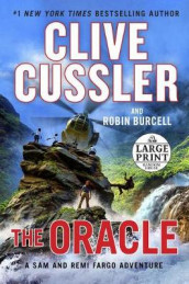 The Oracle av Robin Burcell og Clive Cussler (Heftet)