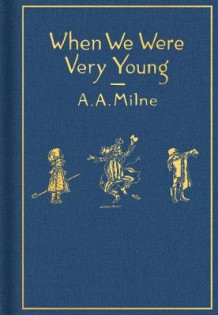 When We Were Very Young: Classic Gift Edition av A A Milne (Innbundet)
